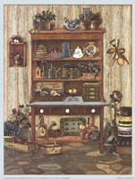 Country Armoire Fine Art Print