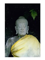 Statue of Buddha, Bali, Indonesia Framed Print