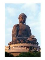 Tian Tan Buddha Fine Art Print