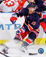 Brad Richards 2011-12 Action Fine Art Print
