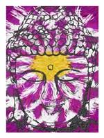 Lotus Buddha Fine Art Print