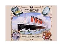 R.M.S. Titanic Fine Art Print