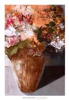 Two Dozen Blooms Framed Print