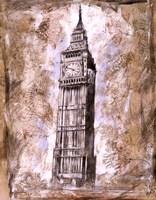 Big Ben Fine Art Print