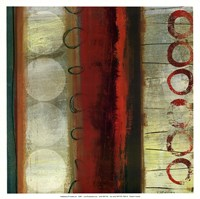 Oasis Circles Fine Art Print