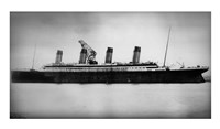 Titanic - In action Fine Art Print