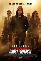 Mission: Impossible - Ghost Protocol Wall Poster