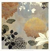 Grace Flowers II Framed Print