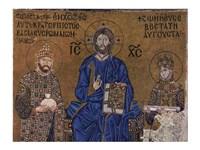 Christ and Rulers Fine Art Print