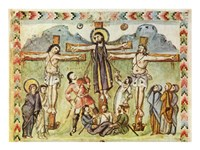 Master of the Rabula Gospel Fine Art Print
