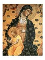 Madonna Renaissance Fine Art Print