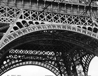 Eiffel Tower III Fine Art Print