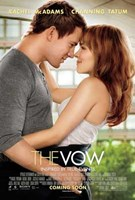 The Vow (movie poster) Wall Poster