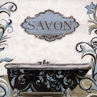 Savon Fine Art Print