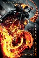 Ghost Rider: Spirit of Vengeance Wall Poster