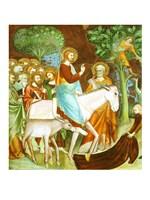 Gerusalem Memo Fine Art Print