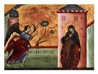 Annunciation Fine Art Print