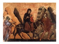 Flight into Egypt Fine Art Print