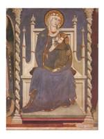 Saint Agostino Fine Art Print