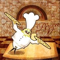 Little Chef I Fine Art Print