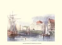 Faneuil Hall, Boston Fine Art Print