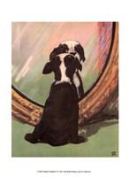 Terrier Trouble IV Fine Art Print