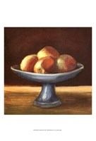 Rustic Fruit Bowl II Fine Art Print