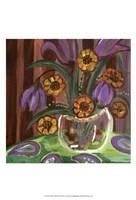 Vibrant Still Life I Fine Art Print