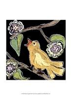 Flower Song II Fine Art Print