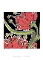 Flower Song IV Fine Art Print