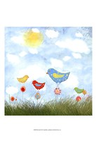 Bird Land Fine Art Print