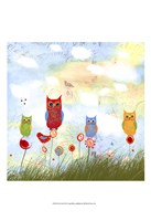 Owl Land Fine Art Print