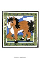 Whimsical Horse Fine Art Print