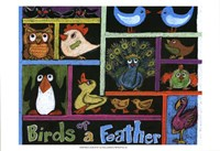 Birds of a Feather Fine Art Print