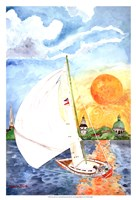 Day Sail Fine Art Print