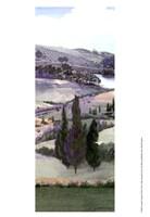 Lavender Tuscany IV Fine Art Print