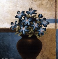 Floral Motif I Fine Art Print