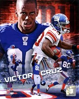 Victor Cruz 2012 Portrait Plus Fine Art Print