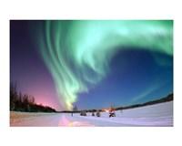 Aurora Borealis Framed Print