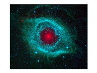 Helix Nebula Fine Art Print