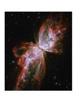 Planetary Nebula Framed Print