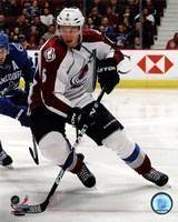 Erik Johnson 2011-12 Action Fine Art Print