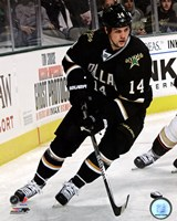Jamie Benn 2011-12 Action Fine Art Print