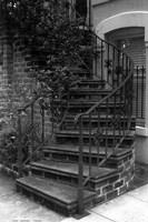 Savannah stairs III Fine Art Print