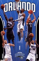 Magic - Team 11 Wall Poster