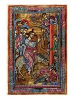 Christ's Entry Into Jerusalem Fine Art Print