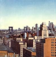 Skyline I Fine Art Print