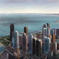 Skyline II Fine Art Print