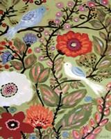 Peace Garden Fine Art Print