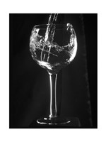 Wine Glass Fine Art Print